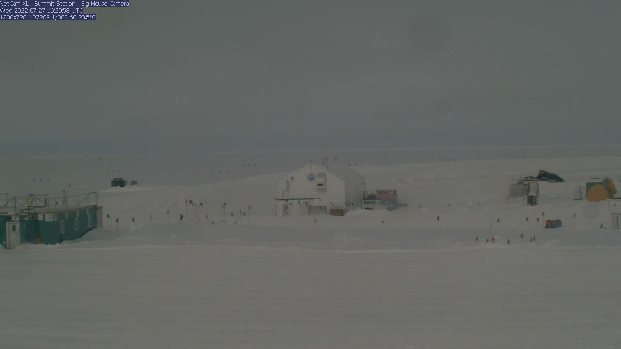 Summit Camp Webcam